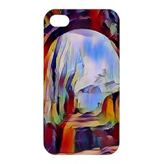 Abstract Tunnel Apple Iphone 4/4s Premium Hardshell Case by 8fugoso