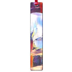 Abstract Tunnel Large Book Marks