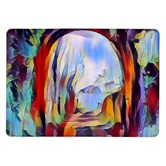 Abstract Tunnel Samsung Galaxy Tab 10 1  P7500 Flip Case