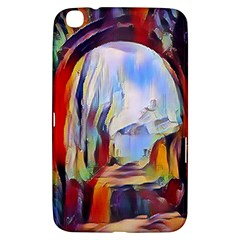 Abstract Tunnel Samsung Galaxy Tab 3 (8 ) T3100 Hardshell Case