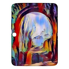Abstract Tunnel Samsung Galaxy Tab 3 (10 1 ) P5200 Hardshell Case