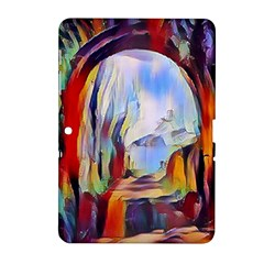 Abstract Tunnel Samsung Galaxy Tab 2 (10 1 ) P5100 Hardshell Case