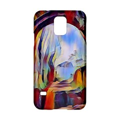 Abstract Tunnel Samsung Galaxy S5 Hardshell Case