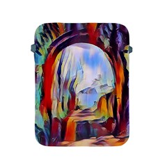 Abstract Tunnel Apple Ipad 2/3/4 Protective Soft Cases by 8fugoso