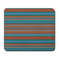 Winter Pattern 1 Large Mousepads by tarastyle