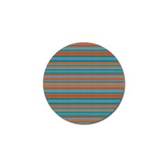 Winter Pattern 1 Golf Ball Marker by tarastyle