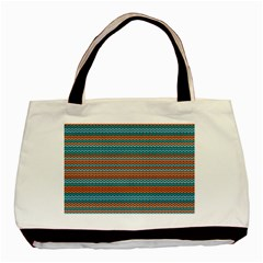 Winter Pattern 1 Basic Tote Bag by tarastyle