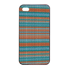 Winter Pattern 1 Apple Iphone 4/4s Seamless Case (black) by tarastyle