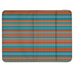 Winter Pattern 1 Samsung Galaxy Tab 7  P1000 Flip Case by tarastyle