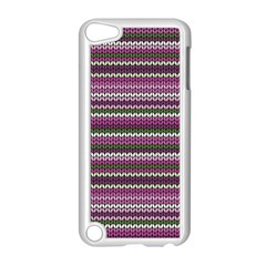 Winter Pattern 2 Apple Ipod Touch 5 Case (white) by tarastyle
