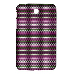 Winter Pattern 2 Samsung Galaxy Tab 3 (7 ) P3200 Hardshell Case  by tarastyle