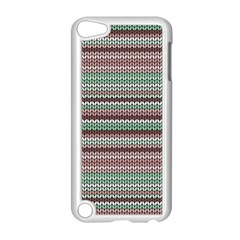 Winter Pattern 3 Apple Ipod Touch 5 Case (white) by tarastyle