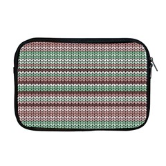 Winter Pattern 3 Apple Macbook Pro 17  Zipper Case by tarastyle