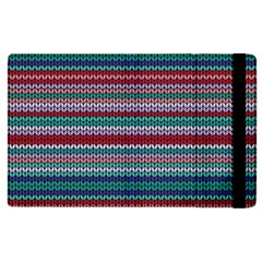 Winter Pattern 4 Apple Ipad 3/4 Flip Case by tarastyle