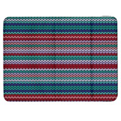 Winter Pattern 4 Samsung Galaxy Tab 7  P1000 Flip Case by tarastyle