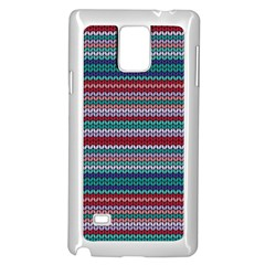 Winter Pattern 4 Samsung Galaxy Note 4 Case (white) by tarastyle