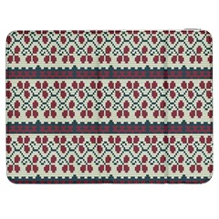 Winter Pattern 5 Samsung Galaxy Tab 7  P1000 Flip Case by tarastyle