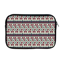 Winter Pattern 5 Apple Macbook Pro 17  Zipper Case by tarastyle