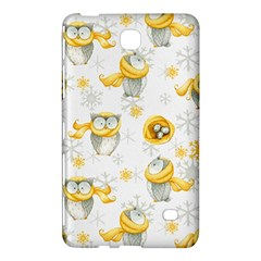 Winter Pattern 6 Samsung Galaxy Tab 4 (8 ) Hardshell Case  by tarastyle