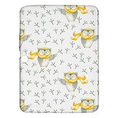 Winter Pattern 7 Samsung Galaxy Tab 3 (10 1 ) P5200 Hardshell Case  by tarastyle