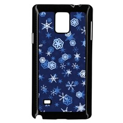 Winter Pattern 8 Samsung Galaxy Note 4 Case (black) by tarastyle