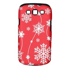 Winter Pattern 9 Samsung Galaxy S Iii Classic Hardshell Case (pc+silicone) by tarastyle