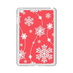 Winter Pattern 9 Ipad Mini 2 Enamel Coated Cases by tarastyle