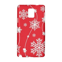 Winter Pattern 9 Samsung Galaxy Note 4 Hardshell Case by tarastyle