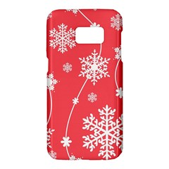 Winter Pattern 9 Samsung Galaxy S7 Hardshell Case  by tarastyle