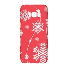Winter Pattern 9 Samsung Galaxy S8 Hardshell Case  by tarastyle