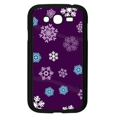 Winter Pattern 10 Samsung Galaxy Grand Duos I9082 Case (black) by tarastyle