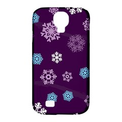 Winter Pattern 10 Samsung Galaxy S4 Classic Hardshell Case (pc+silicone) by tarastyle