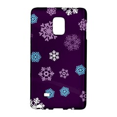 Winter Pattern 10 Galaxy Note Edge by tarastyle