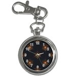 Winter Pattern 11 Key Chain Watches Front