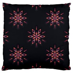 Winter Pattern 12 Large Cushion Case (one Side) by tarastyle