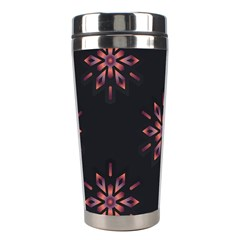 Winter Pattern 12 Stainless Steel Travel Tumblers by tarastyle