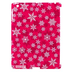Winter Pattern 13 Apple Ipad 3/4 Hardshell Case (compatible With Smart Cover) by tarastyle