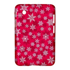 Winter Pattern 13 Samsung Galaxy Tab 2 (7 ) P3100 Hardshell Case  by tarastyle
