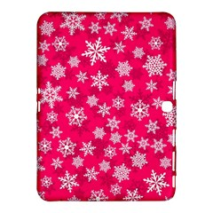 Winter Pattern 13 Samsung Galaxy Tab 4 (10 1 ) Hardshell Case  by tarastyle