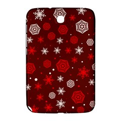 Winter Pattern 14 Samsung Galaxy Note 8 0 N5100 Hardshell Case  by tarastyle