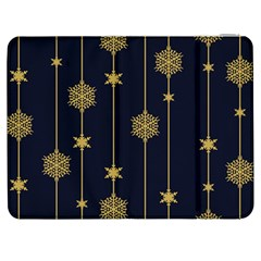 Winter Pattern 15 Samsung Galaxy Tab 7  P1000 Flip Case by tarastyle