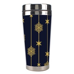 Winter Pattern 15 Stainless Steel Travel Tumblers by tarastyle