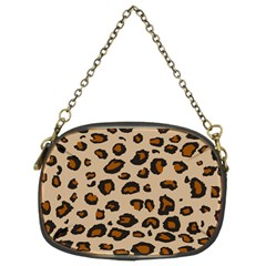 Leopard Print Chain Purses (two Sides)  by TRENDYcouture