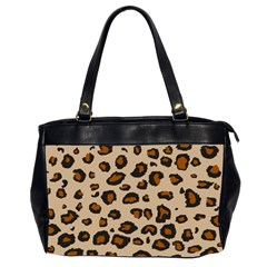 Leopard Print Office Handbags (2 Sides)  by TRENDYcouture