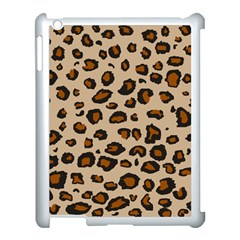 Leopard Print Apple Ipad 3/4 Case (white) by TRENDYcouture