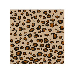 Leopard Print Small Satin Scarf (square) by TRENDYcouture