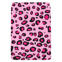 Pink Leopard Flap Covers (s)