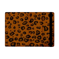 Dark Leopard Ipad Mini 2 Flip Cases