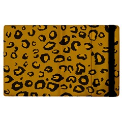 Golden Leopard Apple Ipad Pro 9 7   Flip Case by TRENDYcouture
