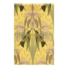 Art Nouveau Shower Curtain 48  X 72  (small)  by 8fugoso